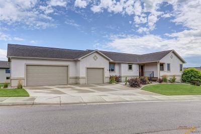 Rapid City Single Family Home For Sale: 618 Stumer Rd