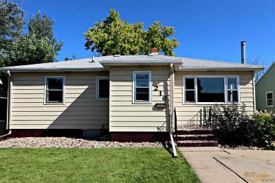 Rapid City Single Family Home For Sale: 216 Flormann