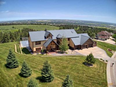 Rapid City Single Family Home For Sale: 4911 Enchanted Pines Dr