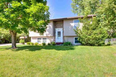 Rapid City Single Family Home For Sale: 1605 Ennen Dr