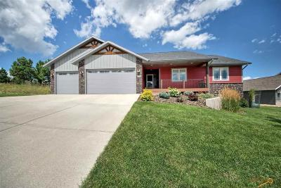 Rapid City Single Family Home For Sale: 562 Conestoga Ct
