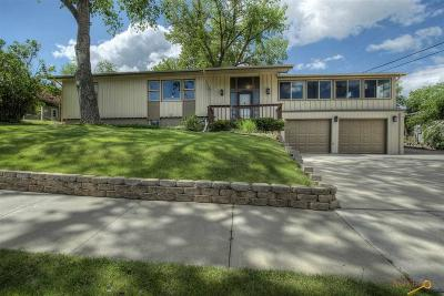 Rapid City Single Family Home For Sale: 2901 Tomahawk Dr