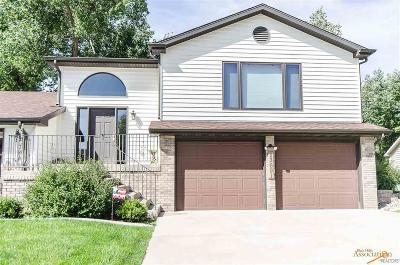 Rapid City Condo/Townhouse For Sale: 23691 Mulligan Mile