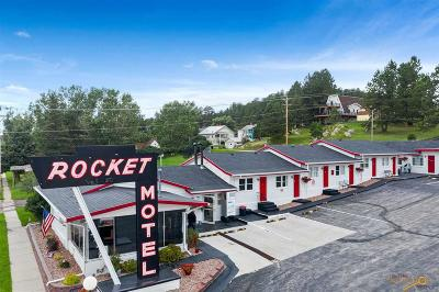 Commercial For Sale: 211 Mt Rushmore Rd
