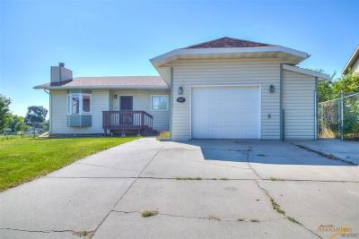 Rapid City Single Family Home For Sale: 5607 South Pitch