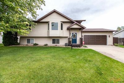 Rapid City Single Family Home For Sale: 2139 Meadow Lane