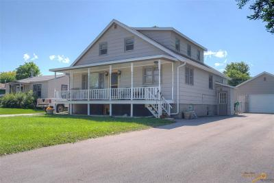 Rapid City Single Family Home For Sale: 2009 3rd Ave