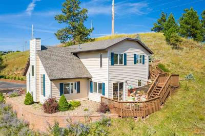 Rapid City Single Family Home U/C Contingency: 4816 Whispering Pines Dr