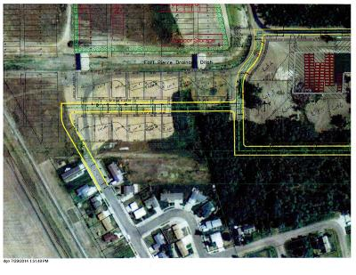 Ft. Pierre Residential Lots & Land For Sale: Lot 8 Dakota Ave