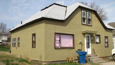 Ft. Pierre Single Family Home For Sale: 410 W Main Avenue