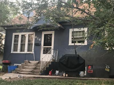 Pierre Single Family Home For Sale: 614 W Capitol Ave