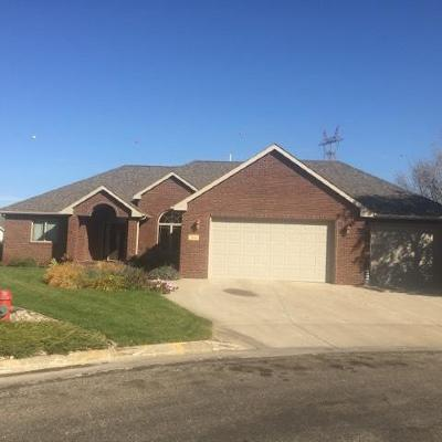 Ft. Pierre Single Family Home For Sale: 116 Port Weyms Ct