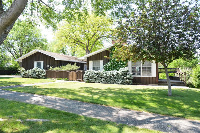 Pierre Single Family Home For Sale: 215 W Broadway Ave