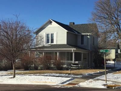 Pierre Single Family Home For Sale: 803 W Capitol Ave