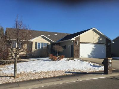 Pierre Single Family Home For Sale: 1208 Hilgers Dr