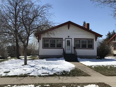 Pierre Single Family Home For Sale: 417 W Capitol Ave