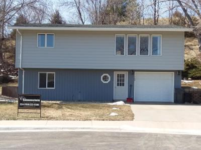 Pierre Single Family Home For Sale: 109 Iris Ct.
