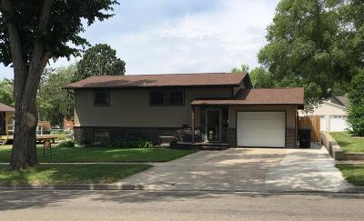 Pierre Single Family Home For Sale: 119 S Harrison Ave