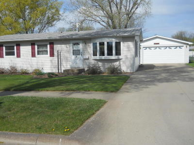 Pierre Single Family Home For Sale: 319 S Lincoln