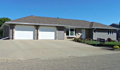 Pierre Single Family Home For Sale: 1624 Circle Dr