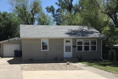 Pierre SD Single Family Home For Sale: $132,000