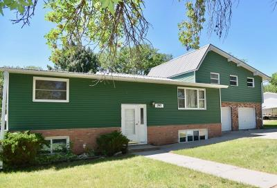 Pierre Single Family Home For Sale: 203 N Fir St
