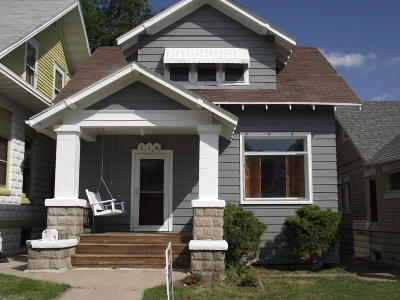 Pierre Single Family Home For Sale: 116 S. Poplar Avenue