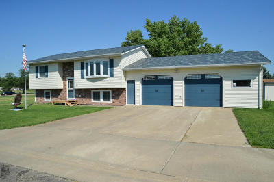 Ft. Pierre Single Family Home For Sale: 206 Center Ln