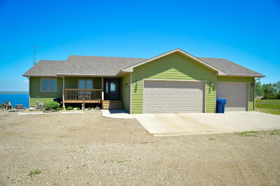 Ft. Pierre Single Family Home For Sale: 20250 N State Hwy 1806