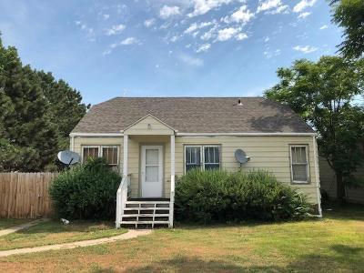 Pierre Single Family Home For Sale: 506 E Dakota Ave