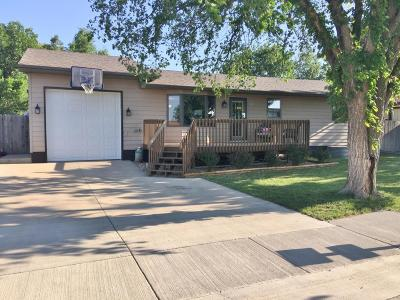 Ft. Pierre Single Family Home For Sale: 801 Laframboise Dr