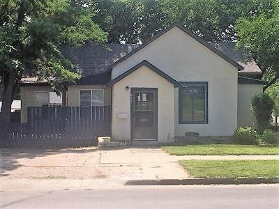 Pierre Single Family Home For Sale: 617 W Capitol Ave