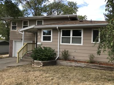 Single Family Home For Sale: 613 N Poplar Ave