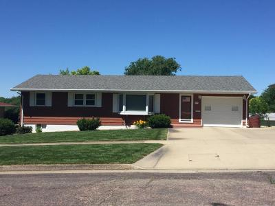Pierre SD Single Family Home For Sale: $269,500