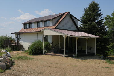 Pierre Single Family Home For Sale: 20321 Sd Hwy 1804