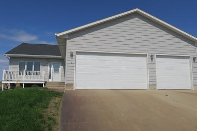 Pierre Single Family Home For Sale: 218 River View Dr