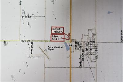 Commercial For Sale: Corner Of Us Hwy 83 & 185th