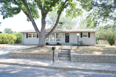 Pierre Single Family Home For Sale: 918 N Huron Ave