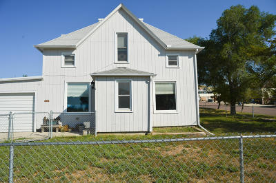 Ft. Pierre Single Family Home For Sale: 402 W Main Ave