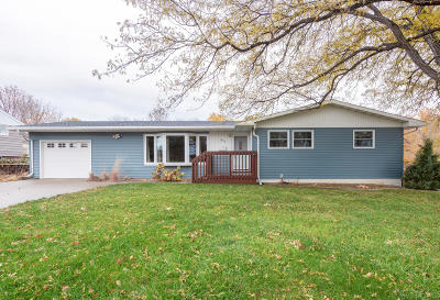 Pierre Single Family Home For Sale: 612 N Poplar Ave