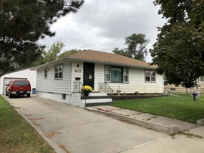 Pierre Single Family Home For Sale: 417 S Polk Ave