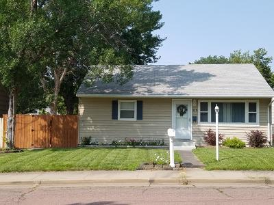 Pierre Single Family Home For Sale: 315 S Pierce Ave