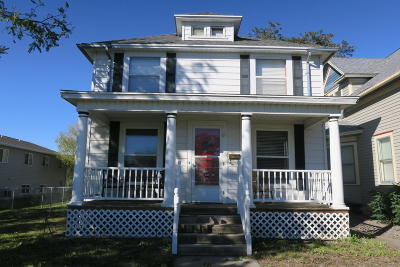 Pierre Single Family Home For Sale: 609 N Euclid Avenue