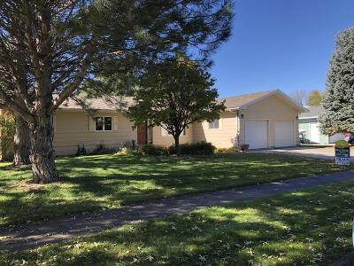 Pierre Single Family Home For Sale: 813 Plum Drive