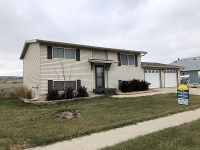 Ft. Pierre Single Family Home For Sale: 2105 Waldron