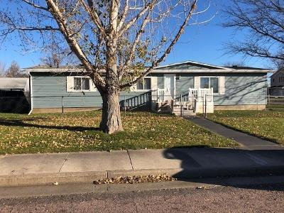 Pierre Single Family Home For Sale: 604 S Washington Ave