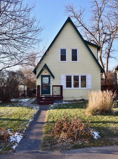 Pierre Single Family Home For Sale: 107 S Willow Ave