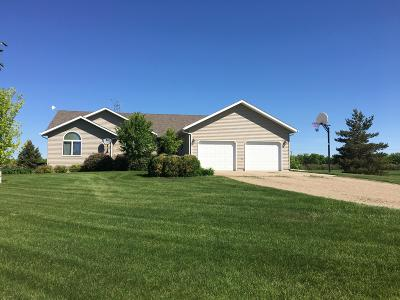 Pierre Single Family Home For Sale: 29560 Sd Hwy 14