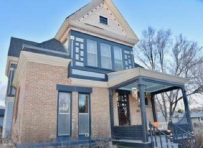 Pierre Single Family Home For Sale: 1906 E Erskine Street