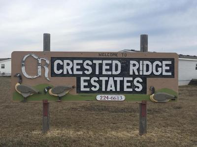 Pierre Residential Lots & Land For Sale: Lot 9 Crested Ridge